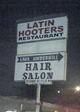 Latin Hooters