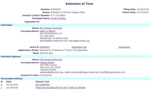 snip application status